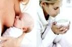 Исцеление простуды при кормлении грудью
