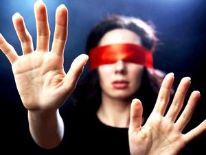 Мир на ощупь. Как вести активную жизнь в потёмках слепоты?